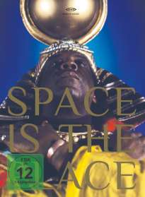 Space is the Place (OmU) (Blu-ray & DVD), DVD