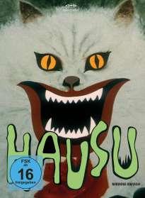 Nobuhiko Obayashi: Hausu (OmU) (Blu-ray & DVD im Digipack), BR