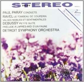 Claude Debussy (1862-1918): Prelude a l'apres-midi d'un faune (180g), LP