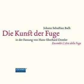 Johann Sebastian Bach (1685-1750): Die Kunst der Fuge BWV 1080 (180g) (Auf 1000 Stück limitierte und nummerierte Auflage), 3 LPs