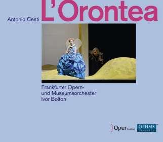 Marc (Pietro) Antonio Cesti (1623-1669): L'Orontea, 3 CDs