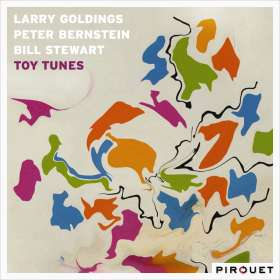Larry Goldings, Peter Bernstein & Bill Stewart: Toy Tunes, CD