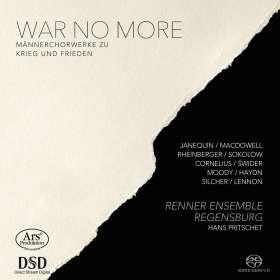 Renner Ensemble Regensburg - War No More, SACD