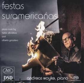 Andreas Woyke - Festas Suramericanas, SACD