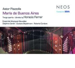 Astor Piazzolla (1921-1992): Maria de Buenos Aires, SACD