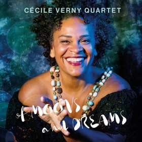 Cecile Verny (geb. 1969): Of Moons And Dreams, CD