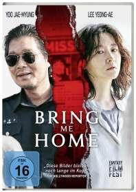 Kim Seung-woo: Bring Me Home, DVD