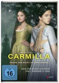 Emily Harris: Carmilla, DVD
