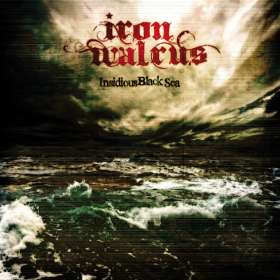 Iron Walrus: Insidious Black Sea, CD