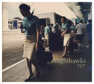 Nighthawks (Dal Martino / Reiner Winterschladen): 707, CD