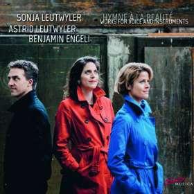 Sonja Leutwyler - Hymne a la Beaute, CD