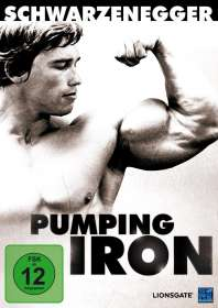 George Butler: Pumping Iron, DVD