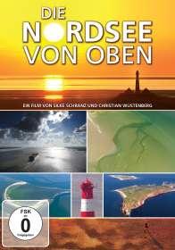 Silke Schranz: Die Nordsee von oben, DVD