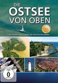 Silke Schranz: Die Ostsee von oben, DVD
