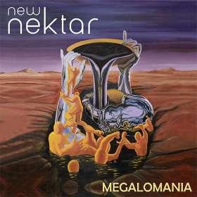 New Nektar (ex-Nektar): Megalomania, CD