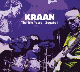 Kraan: The Trio Years - Zugabe!, CD