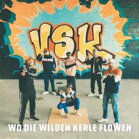 VSK: Wo die wilden Kerle flowen, CD