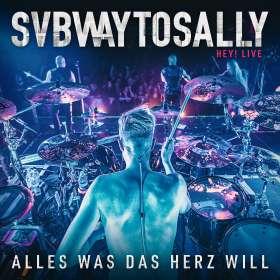 Subway To Sally: Hey! Live - Alles was das Herz will, CD