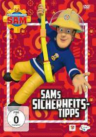 Feuerwehrmann Sam - Sams Sicherheitstipps, DVD