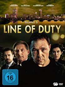 Line of Duty Staffel 5, DVD