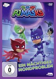 PJ Masks - Pyjamahelden Vol. 6: Ein mächtiges Mondproblem, DVD