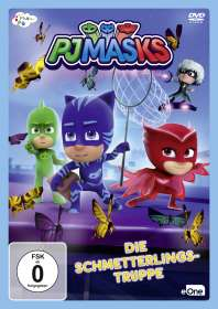 PJ Masks - Pyjamahelden Vol. 7: Schmetterlingstruppe, DVD