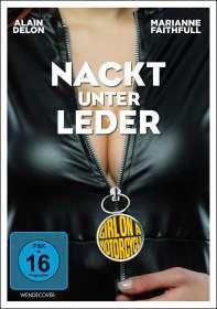 Jack Cardiff: Nackt unter Leder, DVD