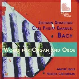 Johann Sebastian Bach (1685-1750): Sonaten für Oboe & Orgel BWV 1020 & 1030 b, CD