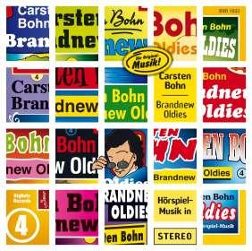 Carsten Bohn's Bandstand: Brandnew Oldies Vol. IV (Exklusiv für jpc!), CD