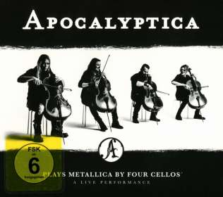 Apocalyptica: Plays Metallica - A Live Performance, 2 CDs