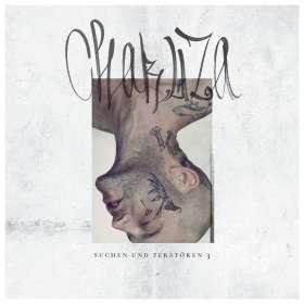 Chakuza: Suchen und Zerstören 3, 2 CDs
