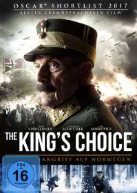 The King's Choice - Angriff auf Norwegen, DVD