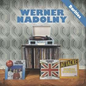 Werner Nadolny: Rarities, CD