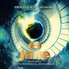 Werner Nadolnys Jane: Proceed With Memories..., CD
