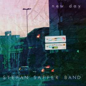 Stefan Saffer Band: New Day, CD