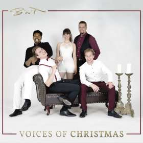 B'n'T: Voices of Christmas, CD