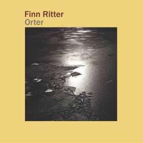 Finn Ritter: Orter, CD