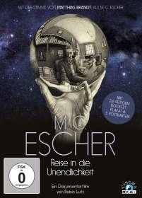 Robin Lutz: M. C. Escher - Reise in die Unendlichkeit (Special Edition im Digipak), DVD
