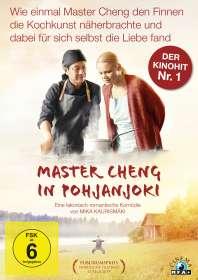 Mika Kaurismäki: Master Cheng in Pohjanjoki, DVD
