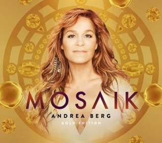 Andrea Berg: Mosaik (Limitierte Gold-Edition), CD