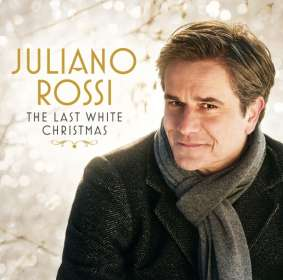 Juliano Rossi: The Last White Christmas (signiert, exklusiv für jpc), CD
