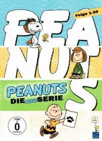 Alexis Lavillat: Peanuts: Die neue Serie Vol. 1-3, DVD