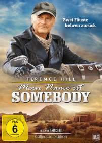 Mein Name ist Somebody, DVD