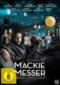 Mackie Messer - Brechts Dreigroschenfilm, DVD