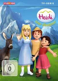 Heidi (CGI) Staffel 2 DVD 1, DVD
