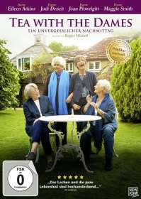 Roger Michell: Tea with the Dames - Ein unvergesslicher Nachmittag, DVD