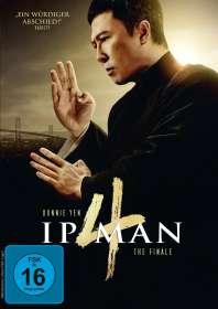 Wilson Yip: Ip Man 4: The Finale, DVD
