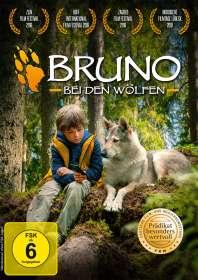 Mirjam de With: Bruno bei den Wölfen, DVD