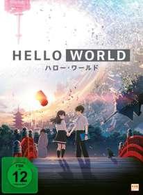 Tomohiko Itou: Hello World, DVD