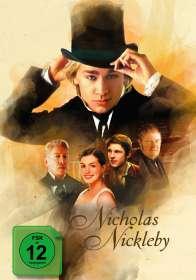 Douglas McGrath: Nicholas Nickleby (2002) (Blu-ray & DVD im Mediabook), BR
